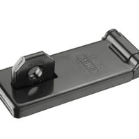125/150 High Security Hasp & Staple Carded 150mm