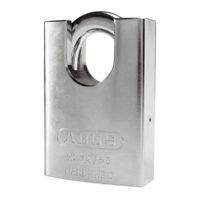34 Series Hardened Steel Padlock