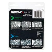 RK6120 Multi Rivet Pack (120)