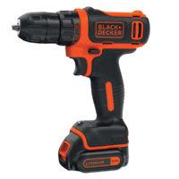 BDCDD12 Ultra Compact Drill Driver 10.8V 1 x 1.5Ah Li-ion