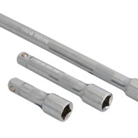 1/2in Square Drive CV Extension Bar Set 3 Piece