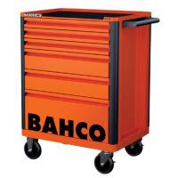 6 Drawer B Tool Trolley K Orange