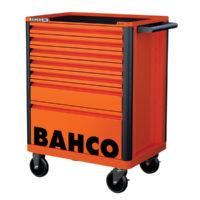7 Drawer B Tool Trolley K Orange