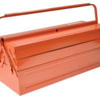 Metal Cantilever Tool Box 22in