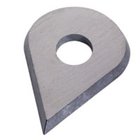 625-DROP Carbide Edged Scraper Blade