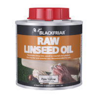 Raw Linseed Oil 250ml