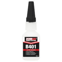 B401 Medium Viscosity Cyanoacrylate 20g