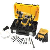 D25417KT SDS Plus Combination Hammer 4kg