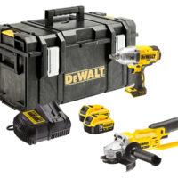 DCK269P2 XR Brushless Twin Pack 18V 2 x 5.0Ah Li-ion