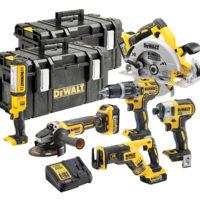 DCK623P3 18V XR Brushless  6 Piece Kit