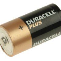 Plus Alkaline Batteries