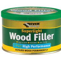 Superlight 2-Part High-Performance Wood Filler 370g