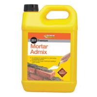 201 Mortar Admix 5 litre
