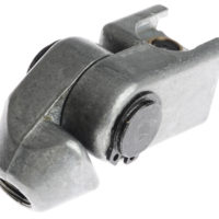 Heavy-Duty Grease Gun Knuckle Joint Connector