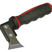 Silicone Removal Knife Stainless Steel Blade Soft-Grip
