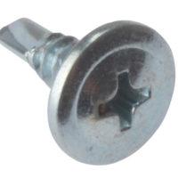 Drywall Screws Wafer Head Self-Drill TFT ZP 4.2 x 13mm Bulk 1000