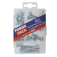 Roofing Bolt Kit ForgePack 48 Piece