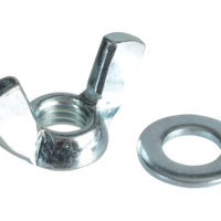 Wing Nuts & Washers, ZP