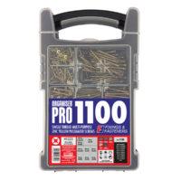 Organiser Pro Multi-Purpose Screws ZYP 1100 Screws