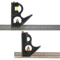 53E & 56E Square Twin Pack 150mm (6in) & 300mm (12in)