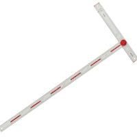 Adjustable Plasterer's Square 1200mm (47.1/4in)