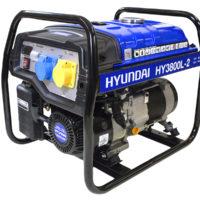 3.2 kW / 4.0 kVA Generator Recoil Start