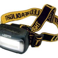 LED Wide Beam Headlight 120 lumens