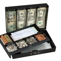 7147D Combination Lock Security Chest