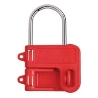 Two Padlock Lockout Hasp – 4mm Shackle