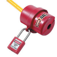 Lockout Electrical Plug Cover