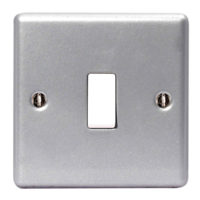 Metal Clad Light Switch