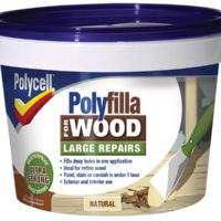 Polyfilla 2-Part Wood Filler