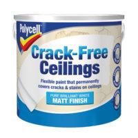 Crack-Free Ceilings