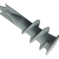 Nylon Self-Drill Plasterboard Fixing