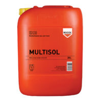 MULTISOL Water Mix Cutting Fluid