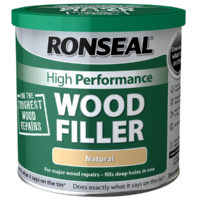 High-Performance Wood Filler