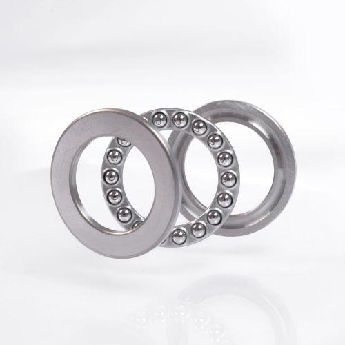 Axial deep groove ball bearings 53320