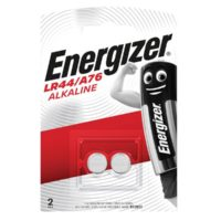 LR44 Button Cell Alkaline Battery (Pack 2)