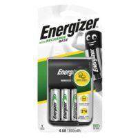 Charger 1300 plus 4 x AA 1300 mAh Batteries