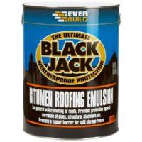 Black Jack® 906 Bitumen Roofing Emulsion 5 litre