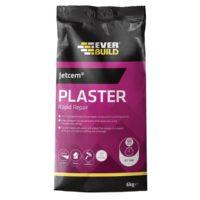 Jetcem Quick Set Patching Plaster (Single 6kg Pack)