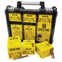 Spectre™ Site Organiser 900 Piece