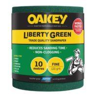 Liberty Green Aluminium Oxide Paper Roll