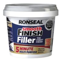 5 Minute Multipurpose Smooth Finish Filler