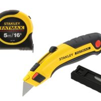 FatMax® Triple Pack – Tape, Retractable Knife and Blades