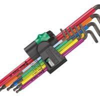 967/9 TORX XL BL MC L-Key Set of 9 (TX8-TX40)